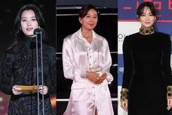 Mỹ nhân Hàn mặc gì tại lễ trao giải Rồng Xanh
