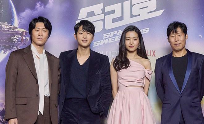 Song Joong Ki thể hiện đẳng cấp tại Rồng Xanh, gương mặt buồn buồn gây chú ý-5