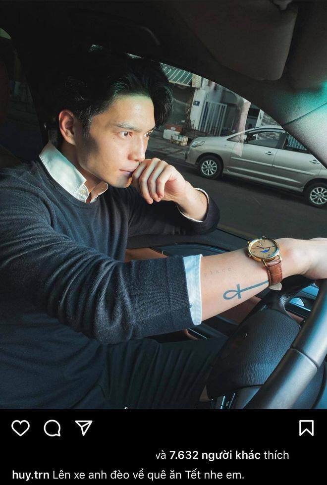 Huy Trần để lộ hint đưa Ngô Thanh Vân về quê ăn Tết, sẵn dịp ra mắt nhà gái luôn?-1