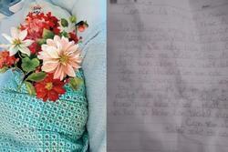 Bé sơ sinh bị bỏ rơi rạng sáng 29 Tết kèm bức thư nhắn gửi 'xé lòng' của người thân