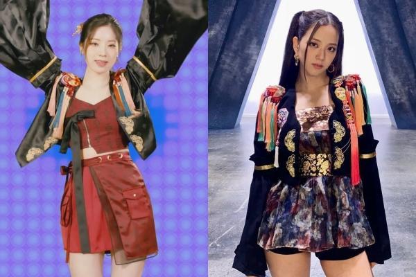 JYP xin lỗi vì để Dahyun TWICE mặc đồ đạo nhái outfit dành riêng cho Jisoo BLACKPINK-1