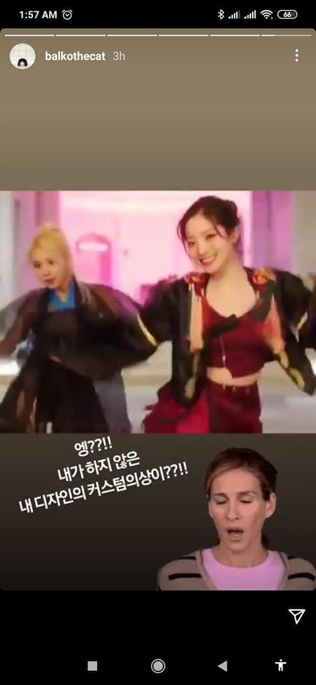 JYP xin lỗi vì để Dahyun TWICE mặc đồ đạo nhái outfit dành riêng cho Jisoo BLACKPINK-7
