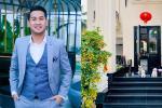 Phillip Nguyễn khoe một góc biệt thự đầy hoa vạn thọ ngày 30 Tết