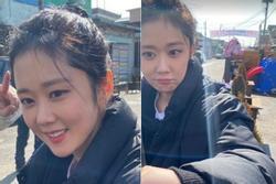Jang Nara khoe sắc đỉnh cao trong ảnh cận mặt không chỉnh sửa