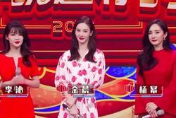 Dương Mịch có nhan sắc thế nào mà đứng cùng Kim Thần - Lý Thấm thì đẹp đến mức 'nổi bần bật'?