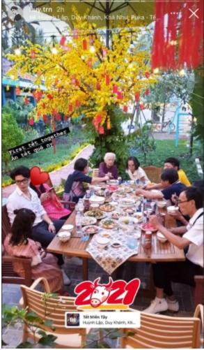 Mở bát 2021: Huy Trần cuối cùng đăng ảnh Ngô Thanh Vân, còn tuyên bố về quê người yêu?-1