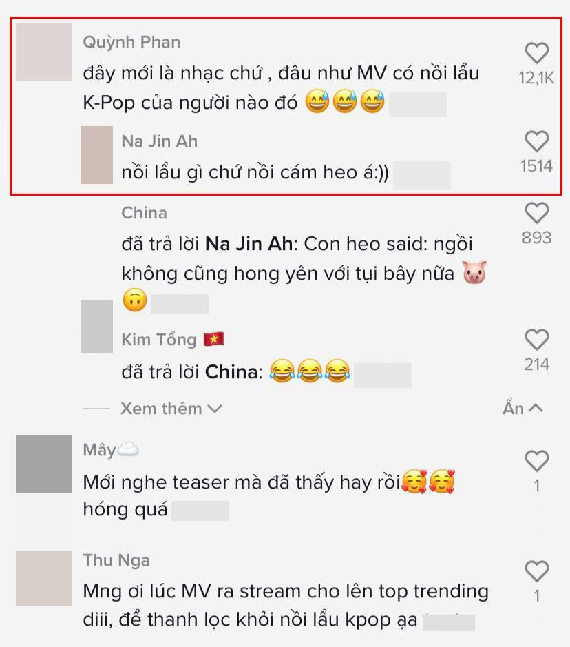 Phí Phương Anh bị cà khịa tan tành dưới MV mới của Juky San-5