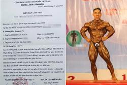 Bị tố lừa đảo, lực sĩ Phạm Văn Mách: 'Tôi làm việc có đầy đủ giấy tờ'