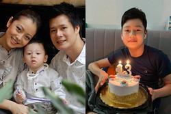 Con trai Quang Dũng - Jennifer Phạm trổ mã nhận không ra