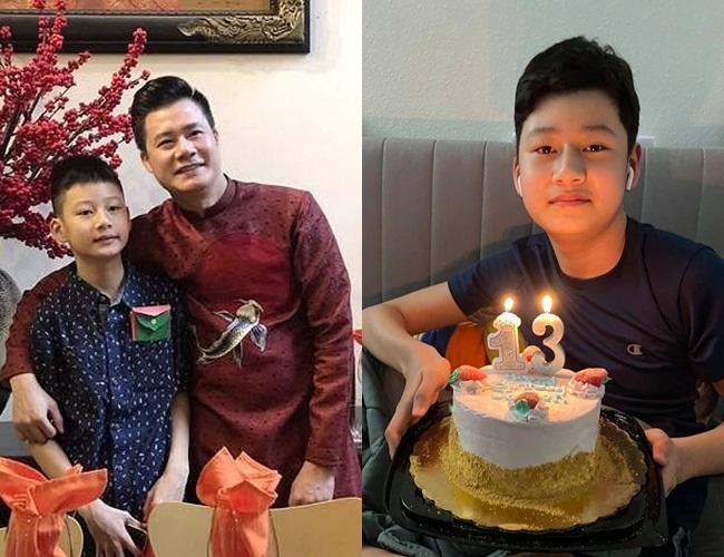 Con trai Quang Dũng - Jennifer Phạm trổ mã nhận không ra-5