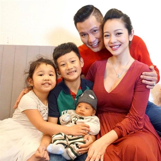 Con trai Quang Dũng - Jennifer Phạm trổ mã nhận không ra-9
