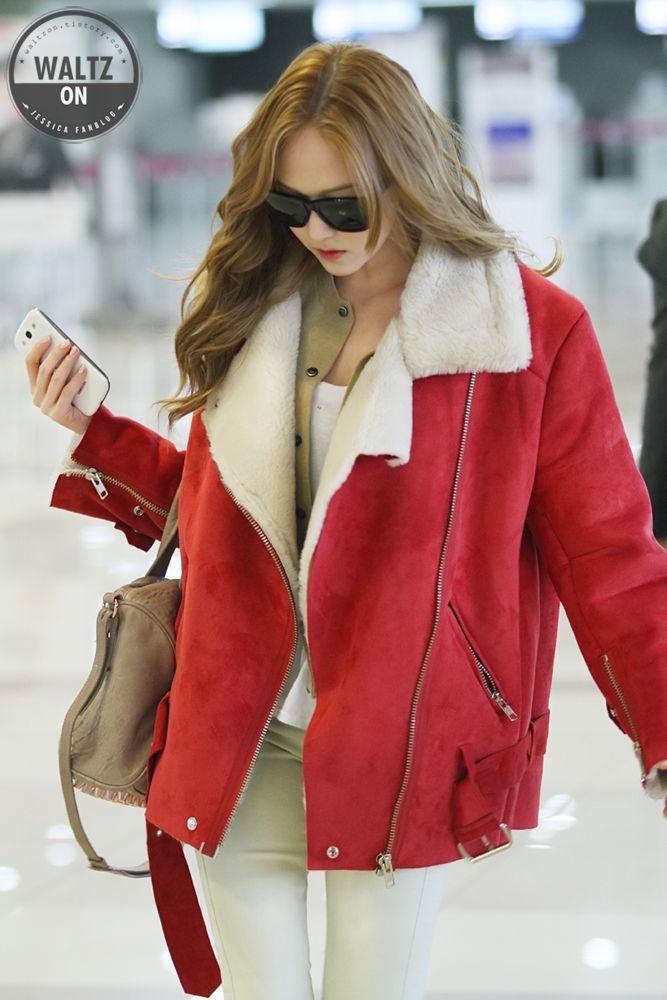 Tìm cả Kbiz, đố ai qua được thời trang sân bay của Jessica: Gần chục năm nhìn lại vẫn trendy-1