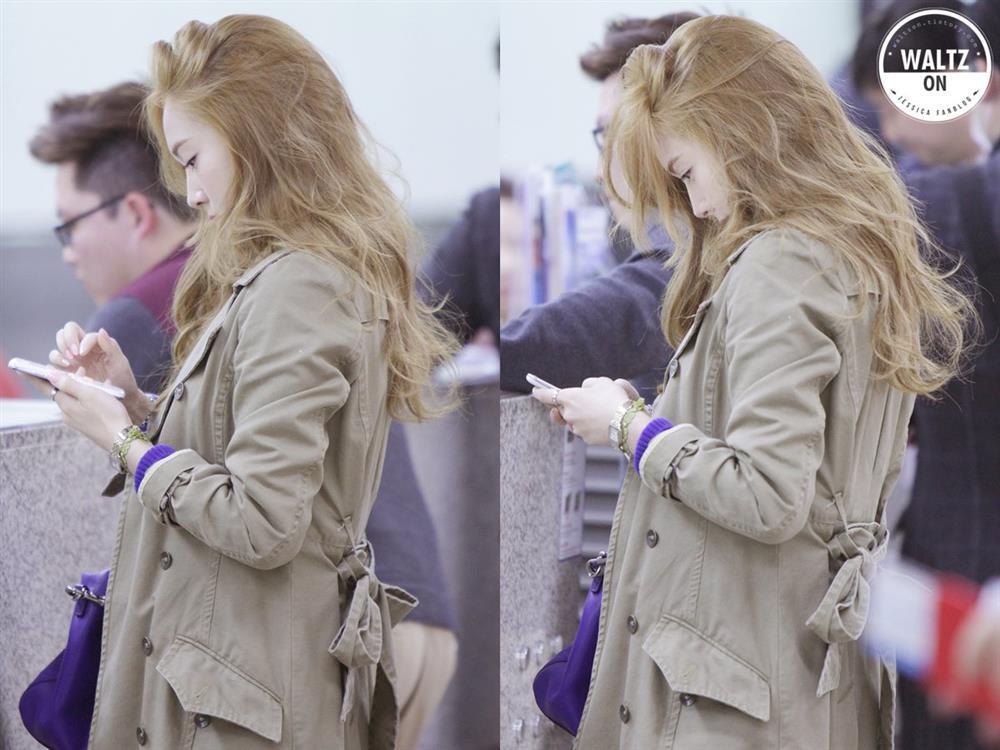 Tìm cả Kbiz, đố ai qua được thời trang sân bay của Jessica: Gần chục năm nhìn lại vẫn trendy-7