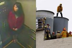 Lời giải cho vụ nữ sinh viên mất tích sau clip kỳ quái trong thang máy