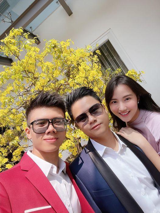 Lộ diện cùng nhau sau siêu đám cưới, ngoại hình Phan Thành - Primmy Trương gây chú ý-1