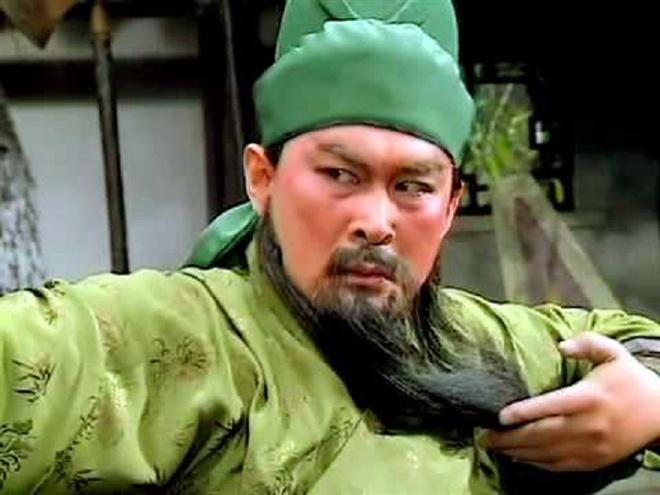 Lục Thụ Minh diễn lại vai Quan Vũ sau 27 năm-1