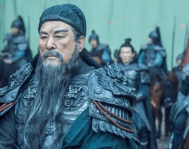 Lục Thụ Minh diễn lại vai Quan Vũ sau 27 năm-2