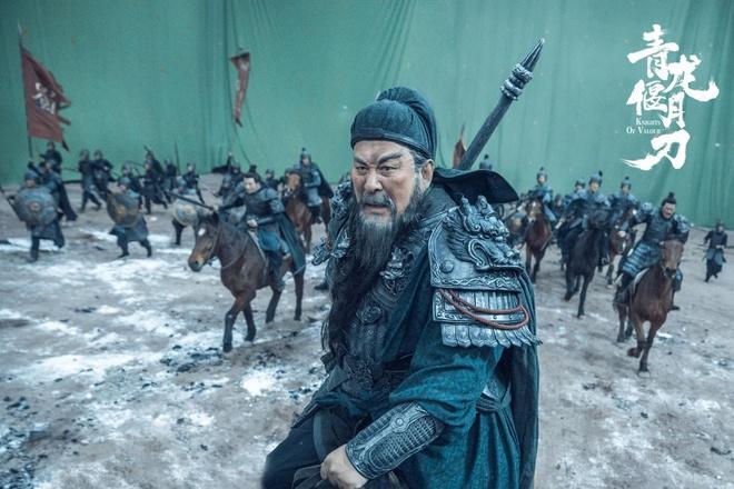 Lục Thụ Minh diễn lại vai Quan Vũ sau 27 năm-3