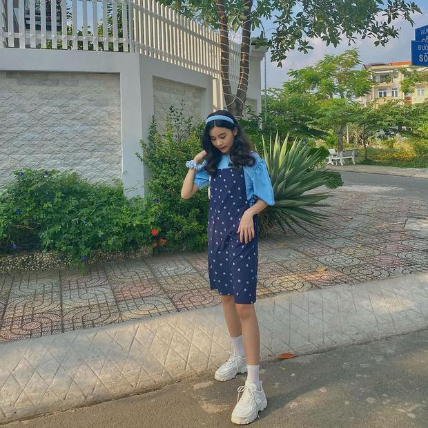 Con út nhà MC Quyền Linh tung ảnh năm mới cực xinh-5