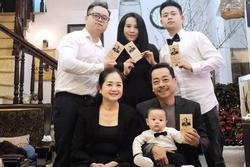 Cuộc đời cố NSND Hoàng Dũng: 'Ông trùm' điện ảnh Việt, nhưng ở nhà tất bật giúp vợ con