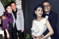 Hoa hậu Hà Kiều Anh hiếm hoi nói về đại gia Huỳnh Trung Nam