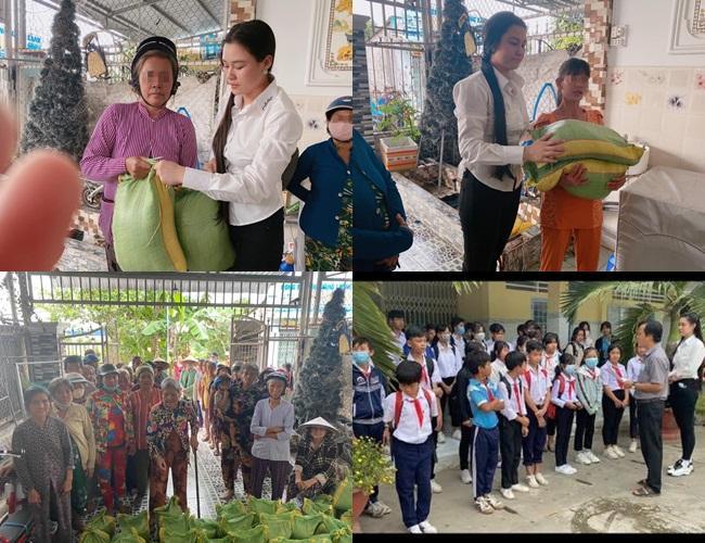 49 ngày mất Vân Quang Long, vợ hai quyết định làm từ thiện-4