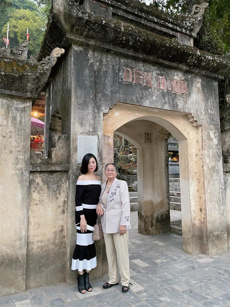 Lâm Bảo Châu gặp mẹ Lệ Quyên-1
