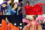 Dàn mỹ nhân Hoa ngữ hóa vũ nữ trổ tài múa làm say đắm lòng người