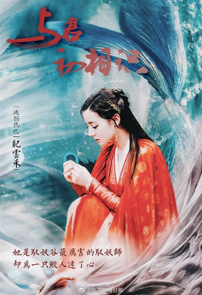 3 mỹ nhân đình đám xứ Trung có phim khai máy đầu 2021-2