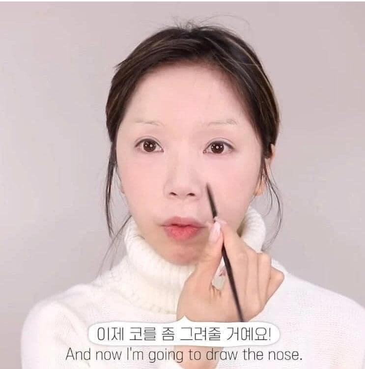 Màn makeup thành em bé của Youtuber Hàn khiến cư dân mạng khóc thét-3