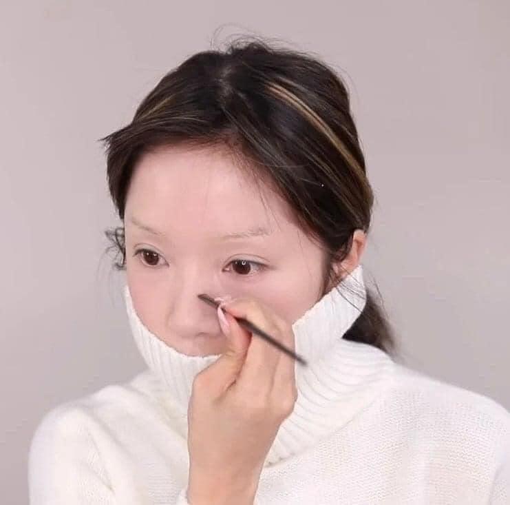 Màn makeup thành em bé của Youtuber Hàn khiến cư dân mạng khóc thét-4