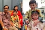Những ngày về Việt Nam của con trai Ngô Kiến Huy