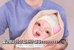 Màn makeup thành em bé của Youtuber Hàn khiến cư dân mạng khóc thét