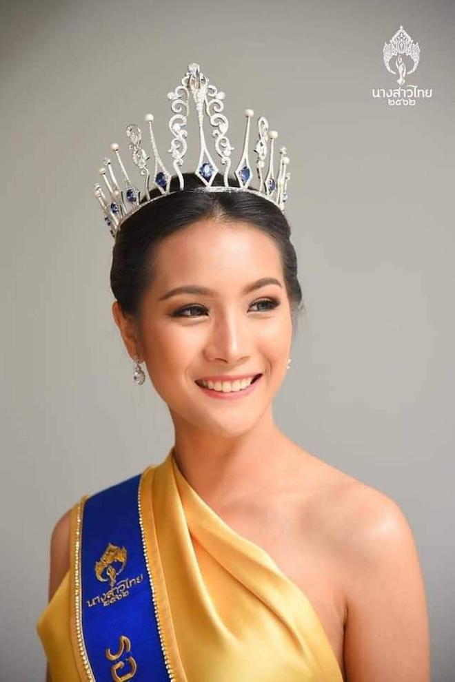 Á hậu Thái Lan 2019 và 2 người bạn qua đời vì tai nạn-3