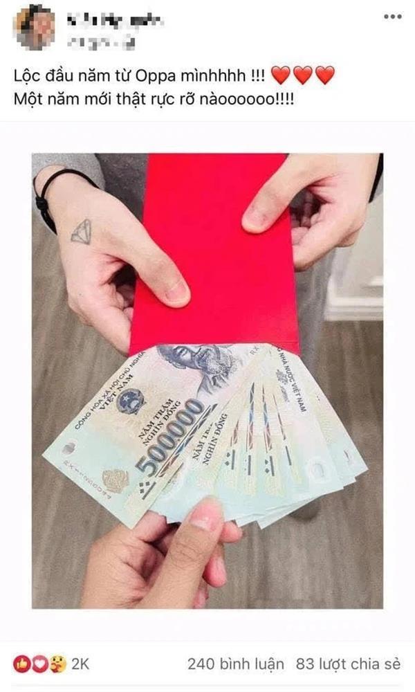 Nghe tin Sơn Tùng lì xì nhân viên 5 triệu, netizen phán luôn Hải Tú thì được cả con tim-1