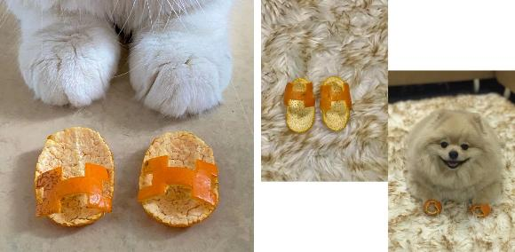 Rich kid 2021 phải đi dép Hermès vỏ cam: Giá trị 0 đồng nhưng chất ngang bản gốc-4