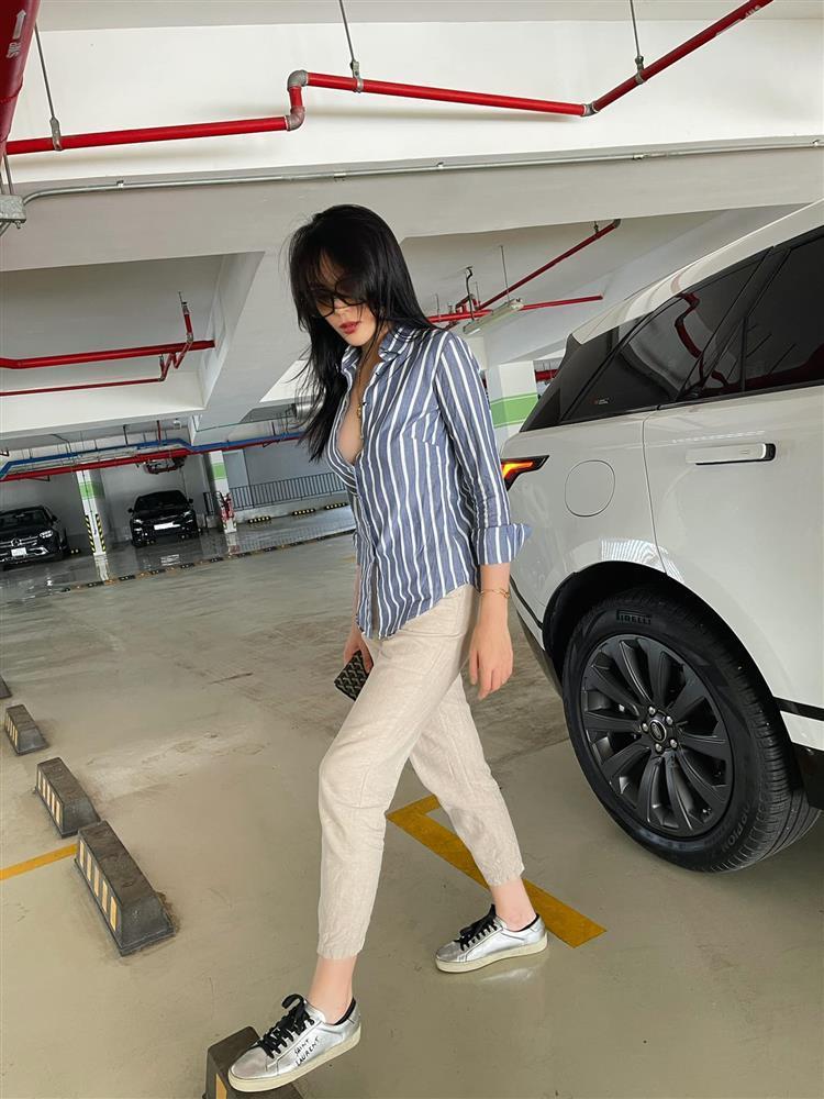 Kỳ Duyên - Hoa hậu diện đồ Tết giản dị nhất vẫn được khen ngợi hết lời-6