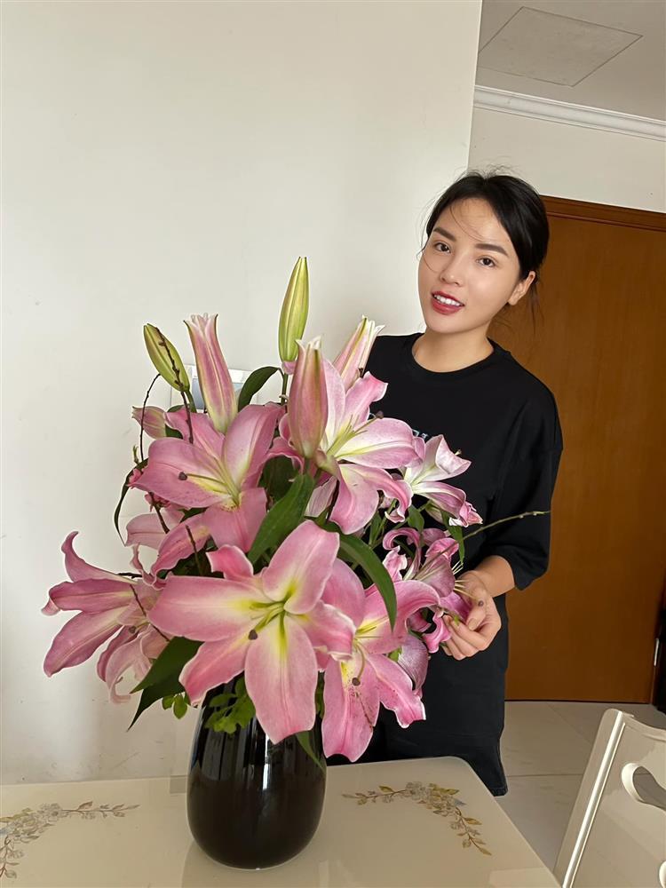 Kỳ Duyên - Hoa hậu diện đồ Tết giản dị nhất vẫn được khen ngợi hết lời-2