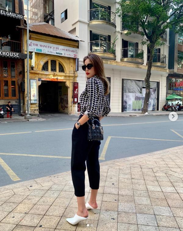 Kỳ Duyên - Hoa hậu diện đồ Tết giản dị nhất vẫn được khen ngợi hết lời-10