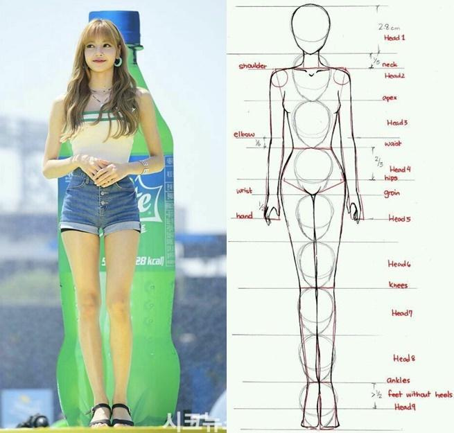 Body tỷ lệ 9:1 cực hiếm của BLACKPINK Lisa-6