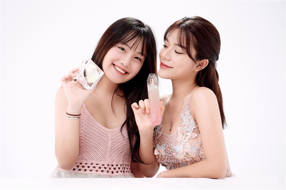 Cuộc đời 2 con gái xinh đẹp của cô Xuyến Hoàng Yến-10