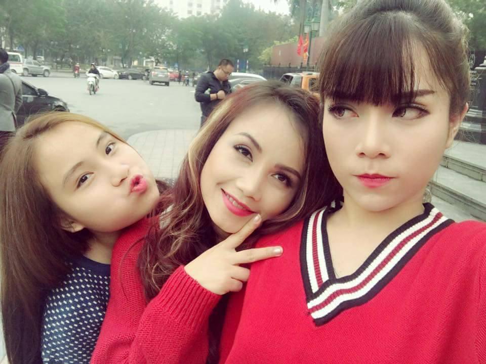 Cuộc đời 2 con gái xinh đẹp của cô Xuyến Hoàng Yến-11