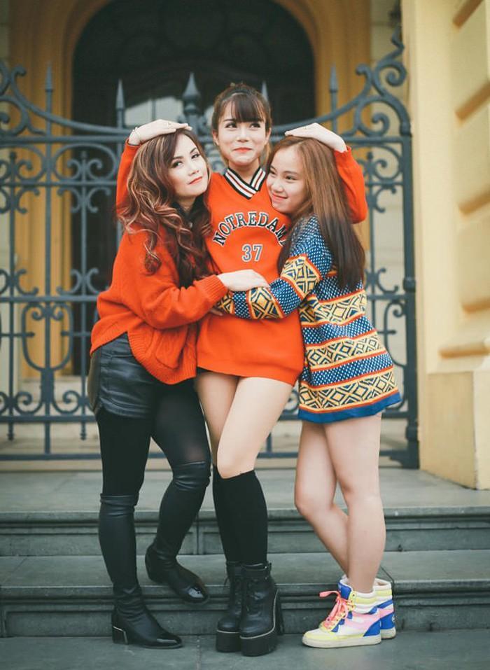 Cuộc đời 2 con gái xinh đẹp của cô Xuyến Hoàng Yến-8