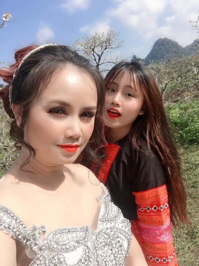 Cuộc đời 2 con gái xinh đẹp của cô Xuyến Hoàng Yến-7