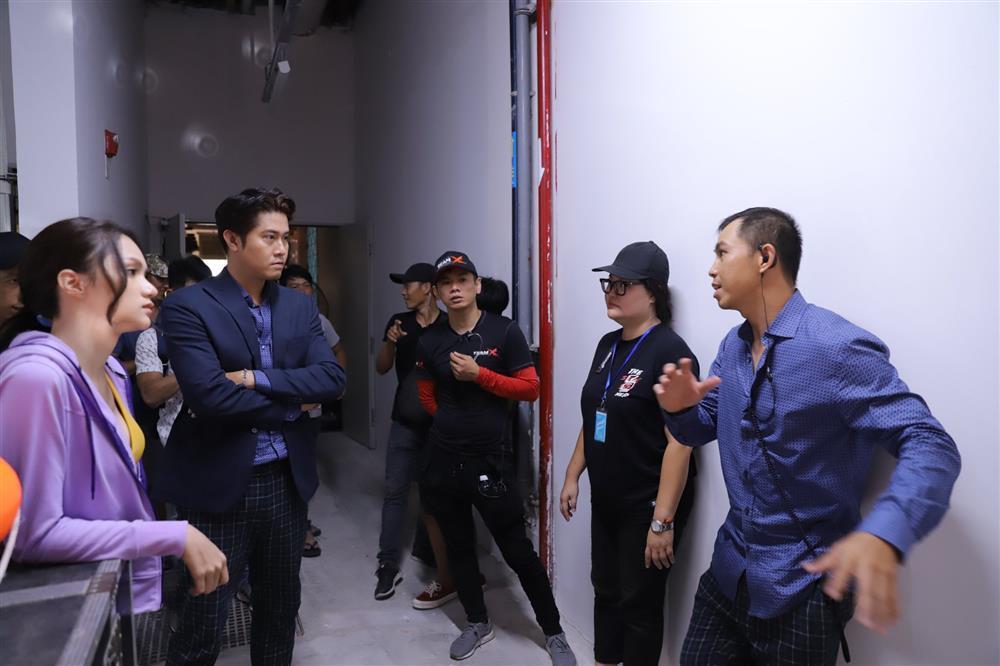 ĐÀO MỘ: Diễn viên Hải Đăng từng cố giết chết Hương Giang trong phim-6