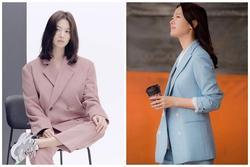 Song Hye Kyo, Son Ye Jin và các sao U40 sẽ chỉ cho nàng công sở kiểu suit diện lên trẻ trung nhất