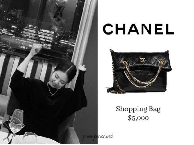 1 chiếc quần tất Chanel 2 số phận: Jennie lên đồ sang chảnh, nhìn sang Ngọc Trinh hở hang mà giật mình-3