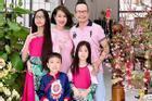 3 nhóc tì nhà Jimmii Nguyễn – Ngọc Phạm xúng xính áo dài đón xuân