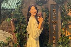 Park Shin Hye khoe ảnh rạng rỡ trong ngày sinh nhật