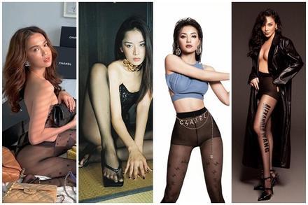 Ngọc Trinh - Chi Pu - Phương Trinh Jolie bị chỉ trích vì bộ ảnh phản cảm